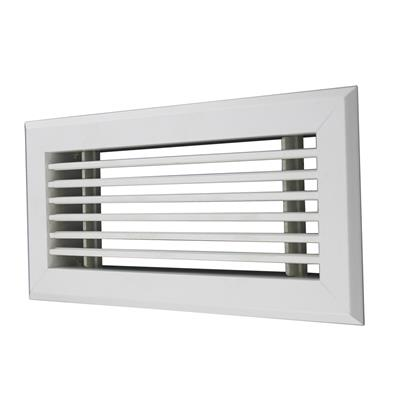 LG-P0 Plastic 0 degree linear bar air grille