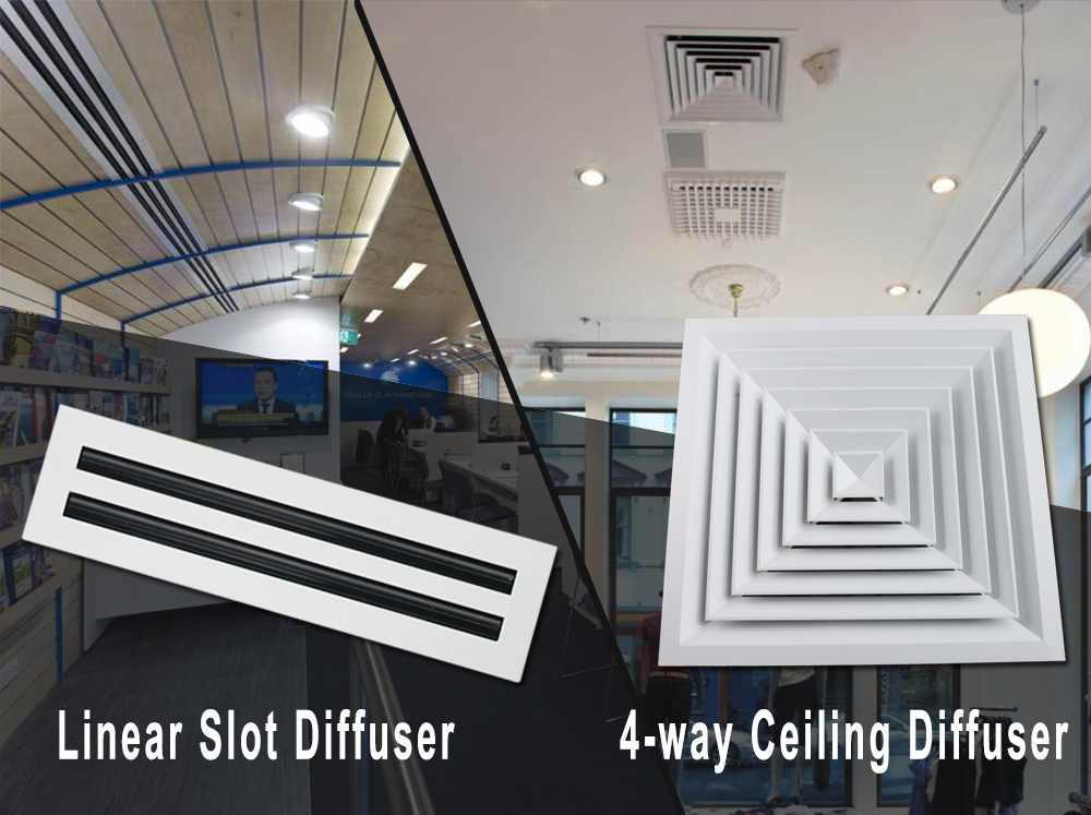 What is an air diffuser?