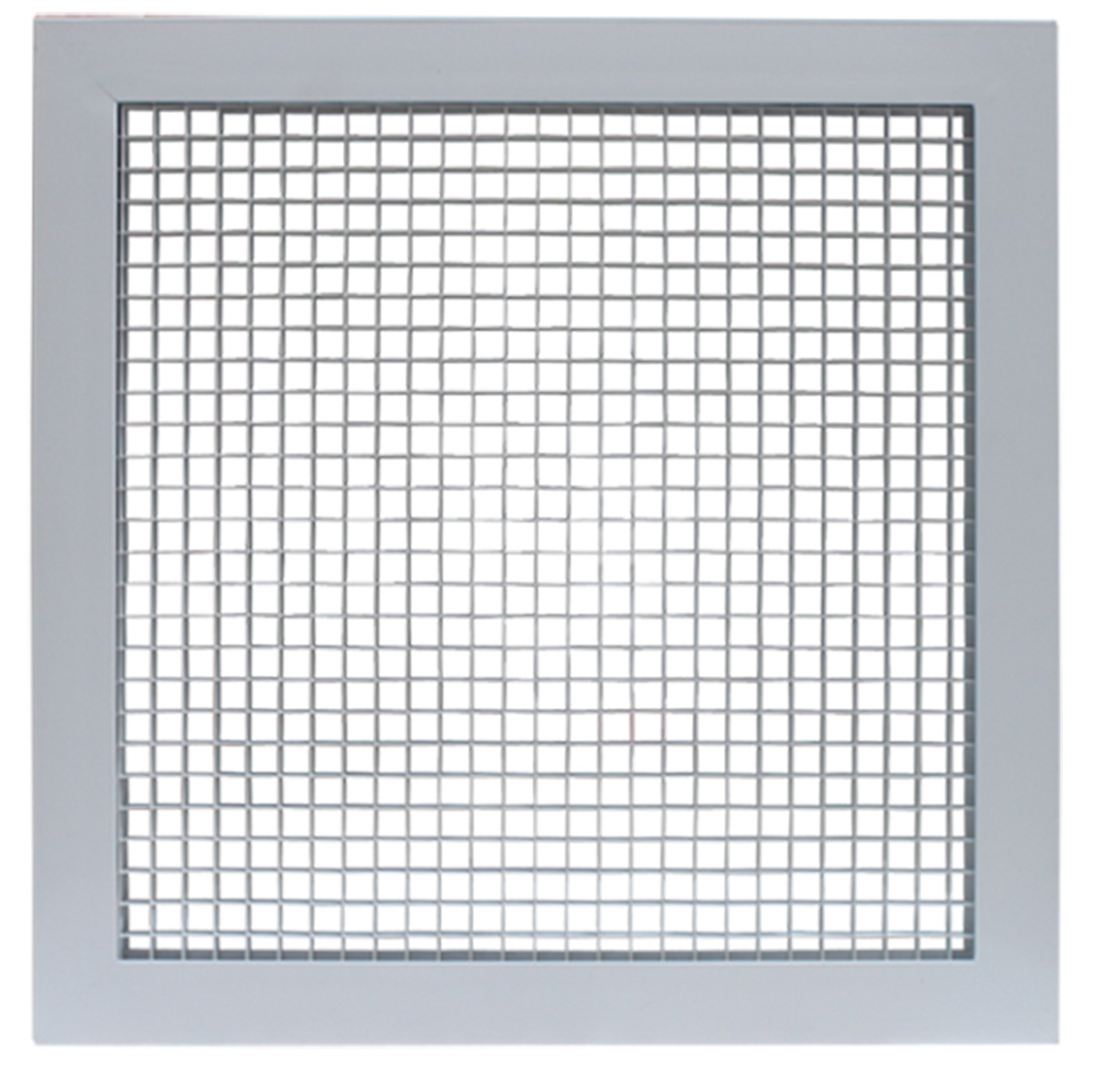 EG-F Fixed type eggcrate air grille, ceiling exhaust air grille, alumnum eggcrate grille in China