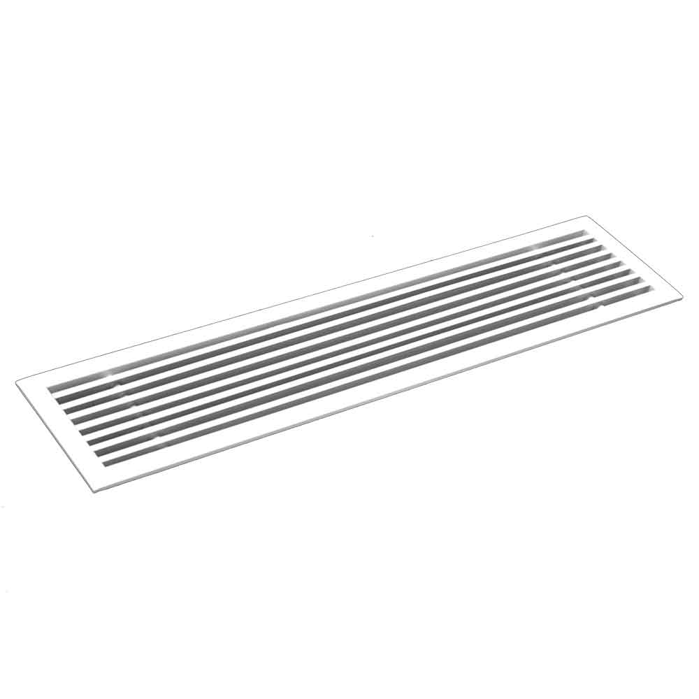 Linear Diffusers And Grilles : Lg a linear bar air grille aluminum