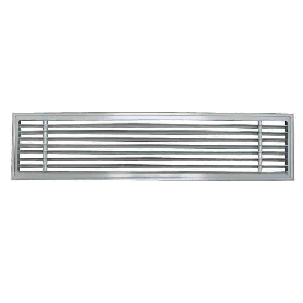 Linear Bar Air : Lg a linear bar air grille aluminum