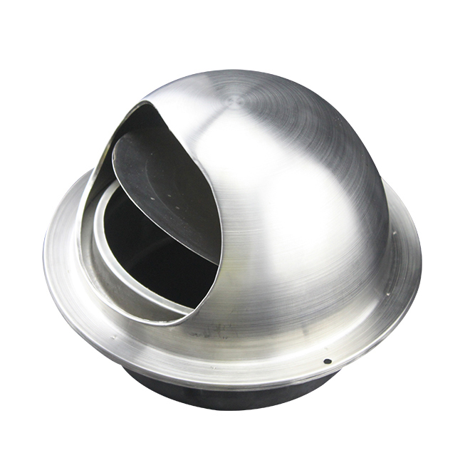 EV-BS Stainless Steel Exhausted Air Vent, weather-proof air vent, ourdoor air vent