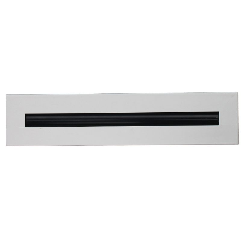 LS-B Linear Slot Air Grille (20mm slot), aluminum alloy