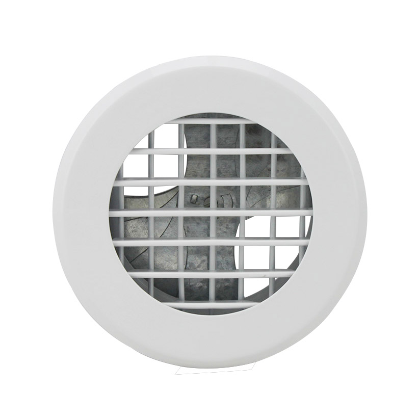 DDG-A1RD Round Double Deflection Air Grille With Damper,round air grille with OBD for air conditioning