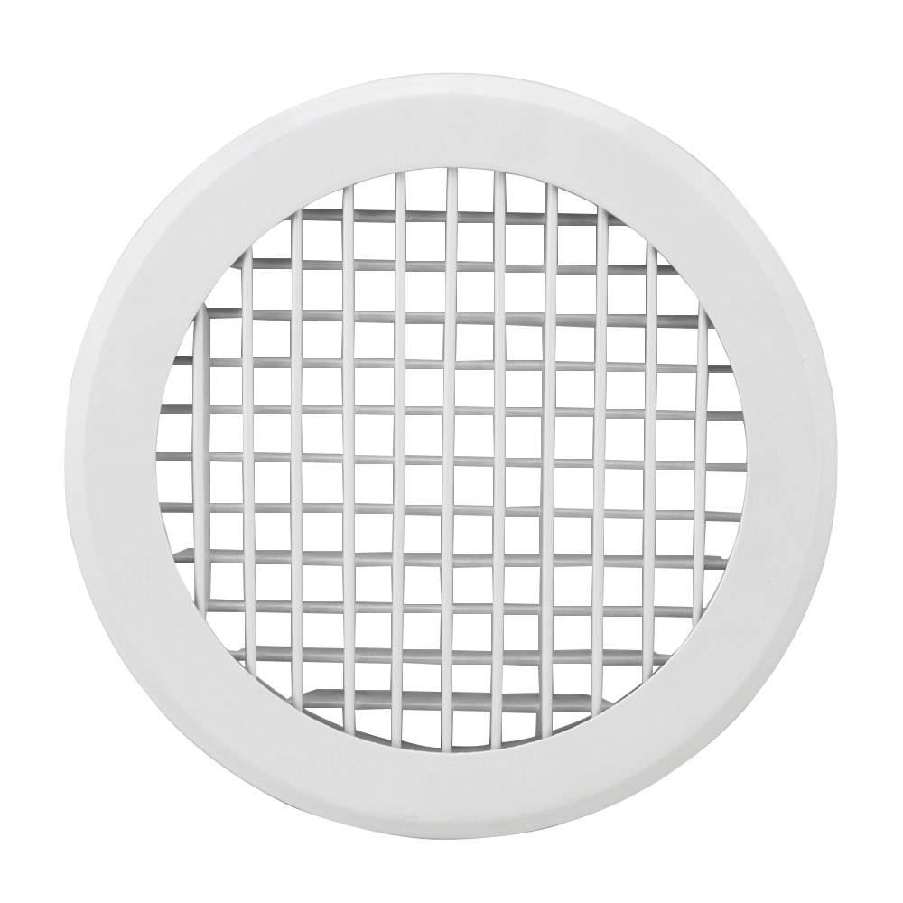 DDG-A1R Round Double Deflection Air grille, supply round air conditioner grille,Double Deflection Air Vent Grille for HVAC