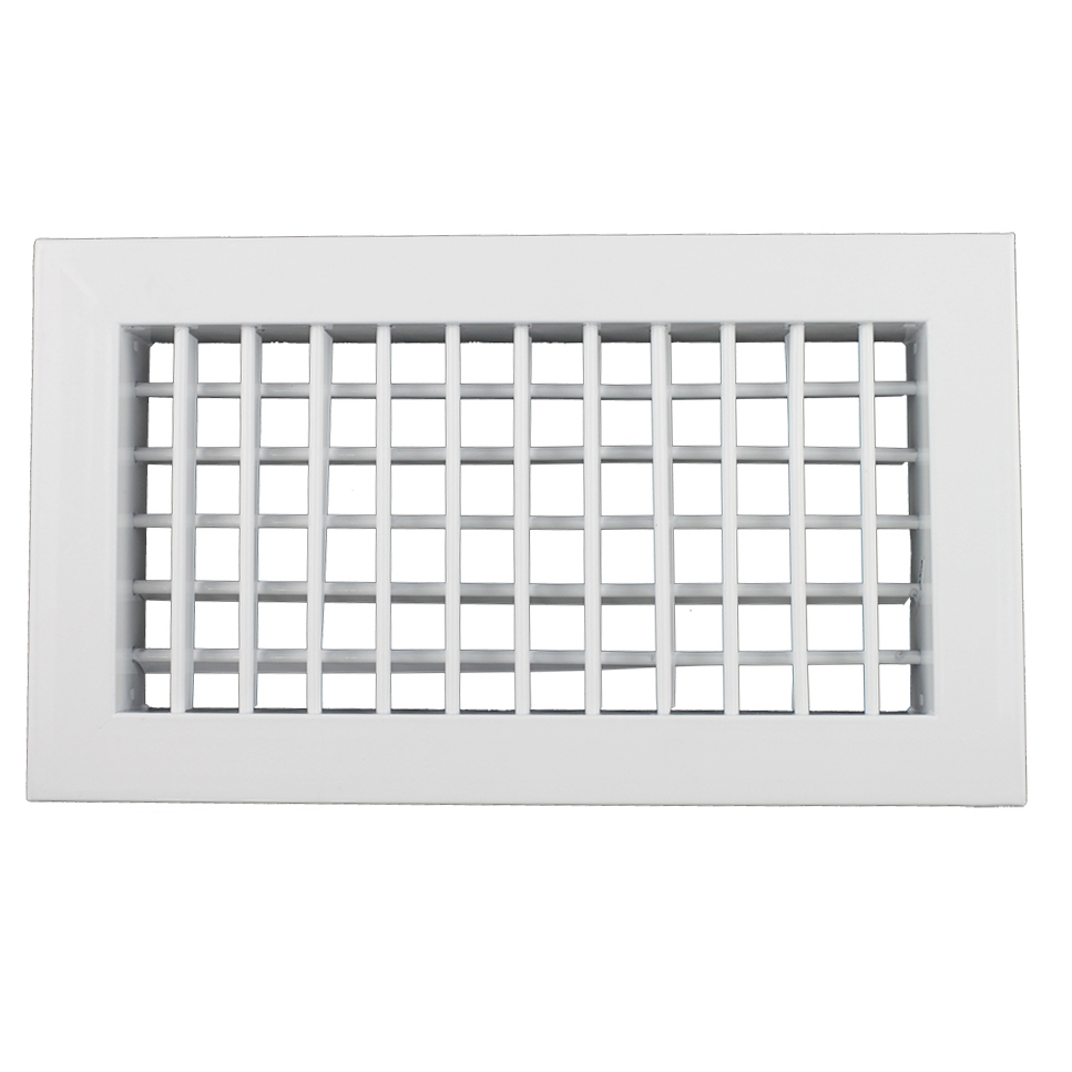 DDG-A3 double deflection air grille, double deflection supply air grille, aluminum double deflection air grille