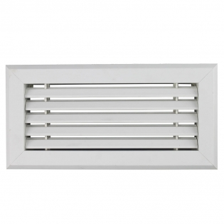 LG-P30 Plastic 30 degree linear bar air grille